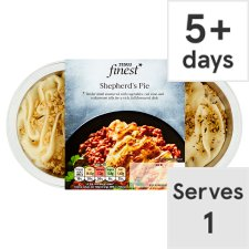 Tesco Finest Shepherd's Pie 400G