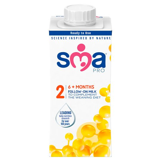 Sma Follow-On Infant Milk 200Ml