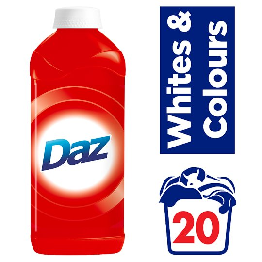 Daz Washing Liquid 20 Washes 1L