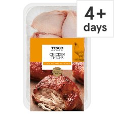 Tesco British Chicken Thighs 1Kg