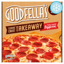 Goodfella's Takeaway Pepperoni Pizza 553G