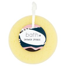 Bath Essentials Shower Sponge