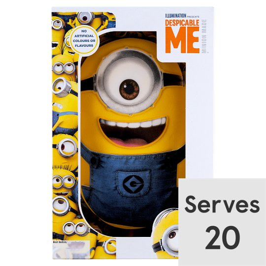 Despicable Me Celebration Cake Tesco Groceries