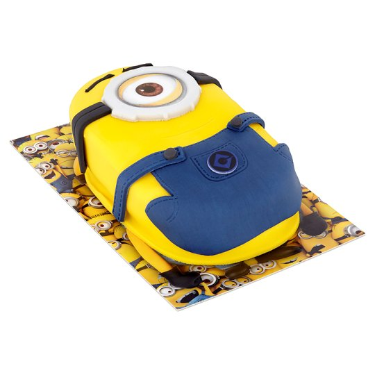 Minion Cake Decorations Tesco Perfectend for