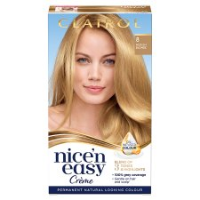 Clairol Nice 'N Easy Medium Blonde 8 Hair Dye