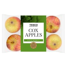 Tesco Cox Apple Minimum 5 Pack