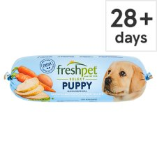 Freshpet Chicken, Vegetable And Rice Fresh Puppy Food 680G