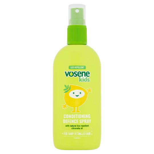 Vosene Kids 3In1 Detangle Spray 150Ml