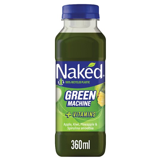 Naked Green Machine Apple Banana Smoothie 360Ml