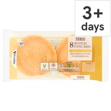 Tesco Scotch Pancakes 8 Pack