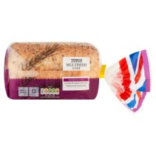 Tesco Multiseed Loaf 400G