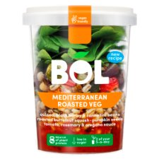 Bol Mediterranea Roasted Vegetable Pot 345G