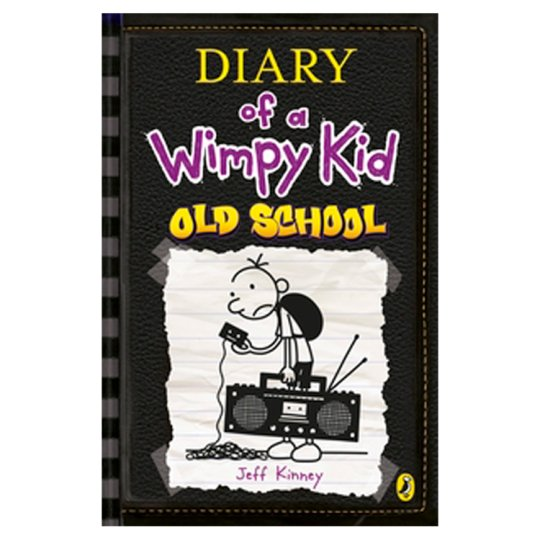 Diary Of A Wimpy Kid Bookold School Pictures