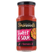 Sharwoods Stir Fry Sweet And Sour Sauce 195G