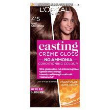 L'oreal Casting Creme Gloss Iced Chocolate Brown Semi-Permanent Hair Dye