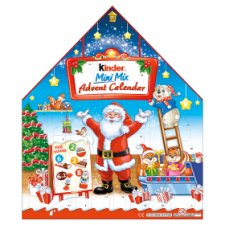 Kinder Maxi Mix Advent Calendar 351G