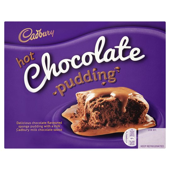 Cadbury Chocolate Sponge Pudding 400G