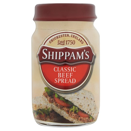 Shippam's Classic Beef Spread 75G