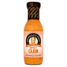 Newmans Own Creamy Cajun Sauce 250Ml