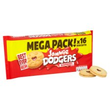 image 2 of Jammie Dodgers Twin Pack Biscuits 280G