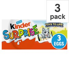 Kinder Surprise Egg 3 X 20G