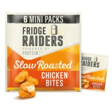 Mattessons Fridge Raiders Roast Chicken 6 X 25 G