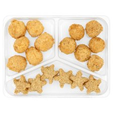 image 2 of Tesco Easy Entertaining Breaded Cheese Selection 780G