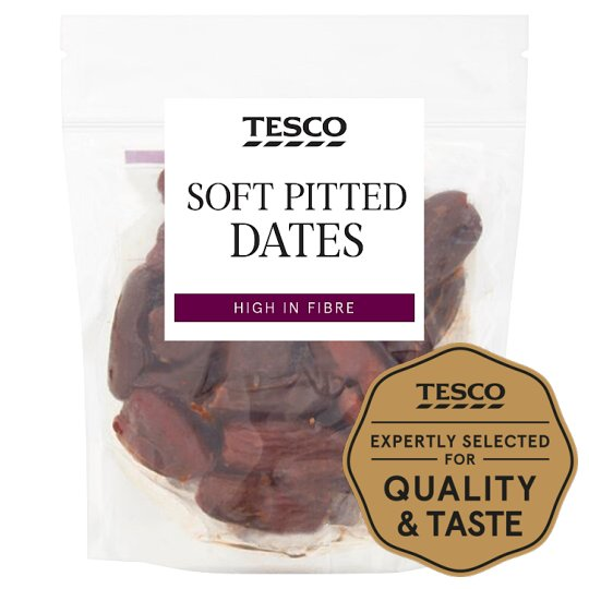 Tesco Soft Pitted Dates 250G