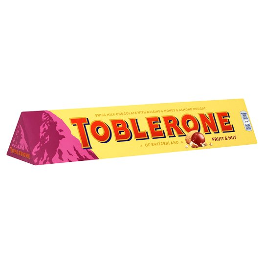 Toblerone Fruit And Nut 400G