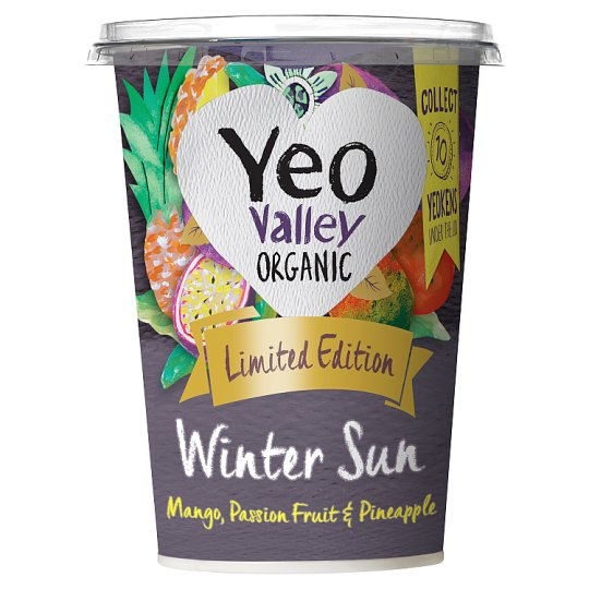 Yeo Valley Organic Special Edition 450G