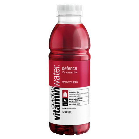 Glaceau Vitamin Water Defence 500Ml