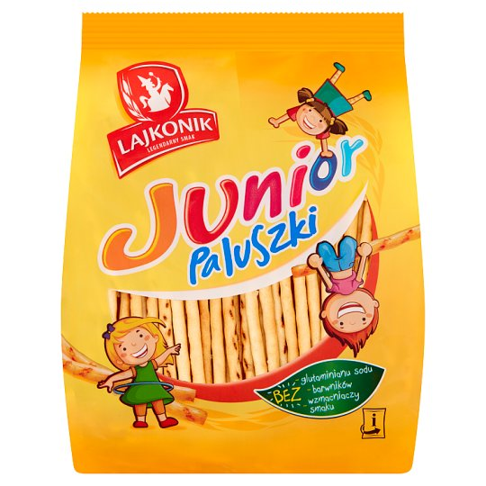 Lajkonik Junior Vanilla Stick 180G