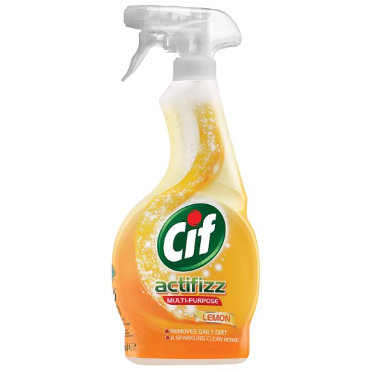 Cif Actifizz Lemon Multi Purpose Spray 450Ml