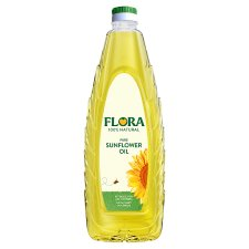 Flora Pure Sunflower Oil 1L