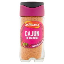Schwartz Cajun Seasoning 44G Jar