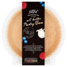 Tesco Finest All Butter Pastry Case 175G