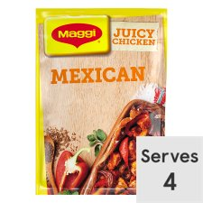 Maggi So Juicy Mexican Chicken 40G
