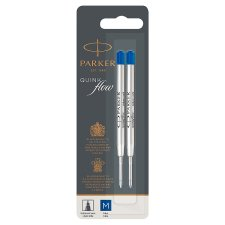Parker Ball Refills Blue 2 Pack