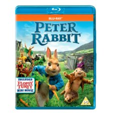 Peter Rabbit Bluray
