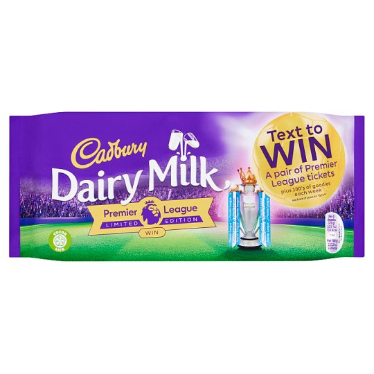 Cadbury Dairy Milk Win Block 200G