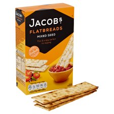 image 2 of Jacobs Flatbread Mixed Seeds 150G