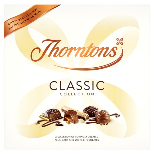image 1 of Thorntons Classic Mix Box 462G