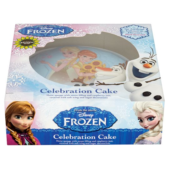 Disney Frozen Birthday Cake Morrisons Image Inspiration of Cake