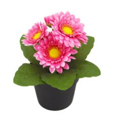 Artificial Pink Gerbera