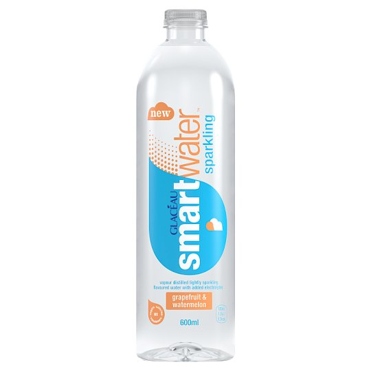 image 1 of Glaceau Smart Water Sparkling Green Apple 600Ml