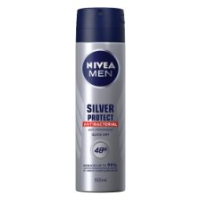 Nivea Men Silver Protect Antiperspirant Deodorant 150Ml