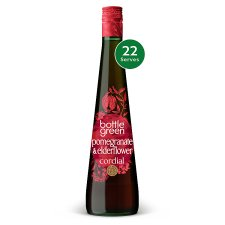Bottlegreen Pomegranate Elderflower Cordial 50Cl