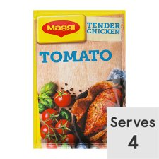 Maggi So Tender Mediterranean Tomato Chicken 24G
