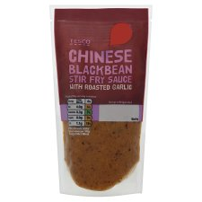 Tesco Black Bean Stir Fry Sauce 180G
