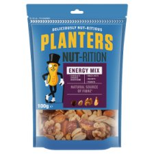 Planters Nut-Rition Energy Mix 100G